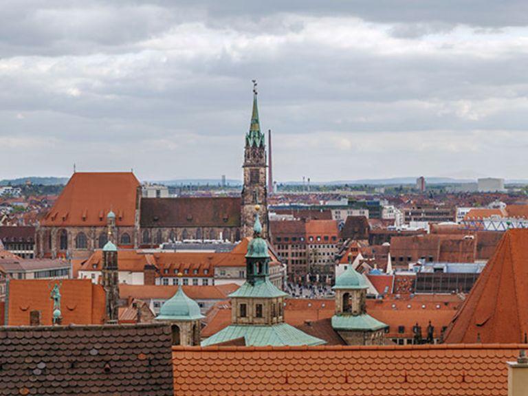 Die Nürnberger Großkirchen - Best Practice für die digitale Erfassung komplexer Baudenkmale